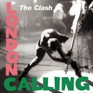 Reproduction-The-Clash-034-London-Calling-034-Album-Poster-Size-16-034-x-16-034
