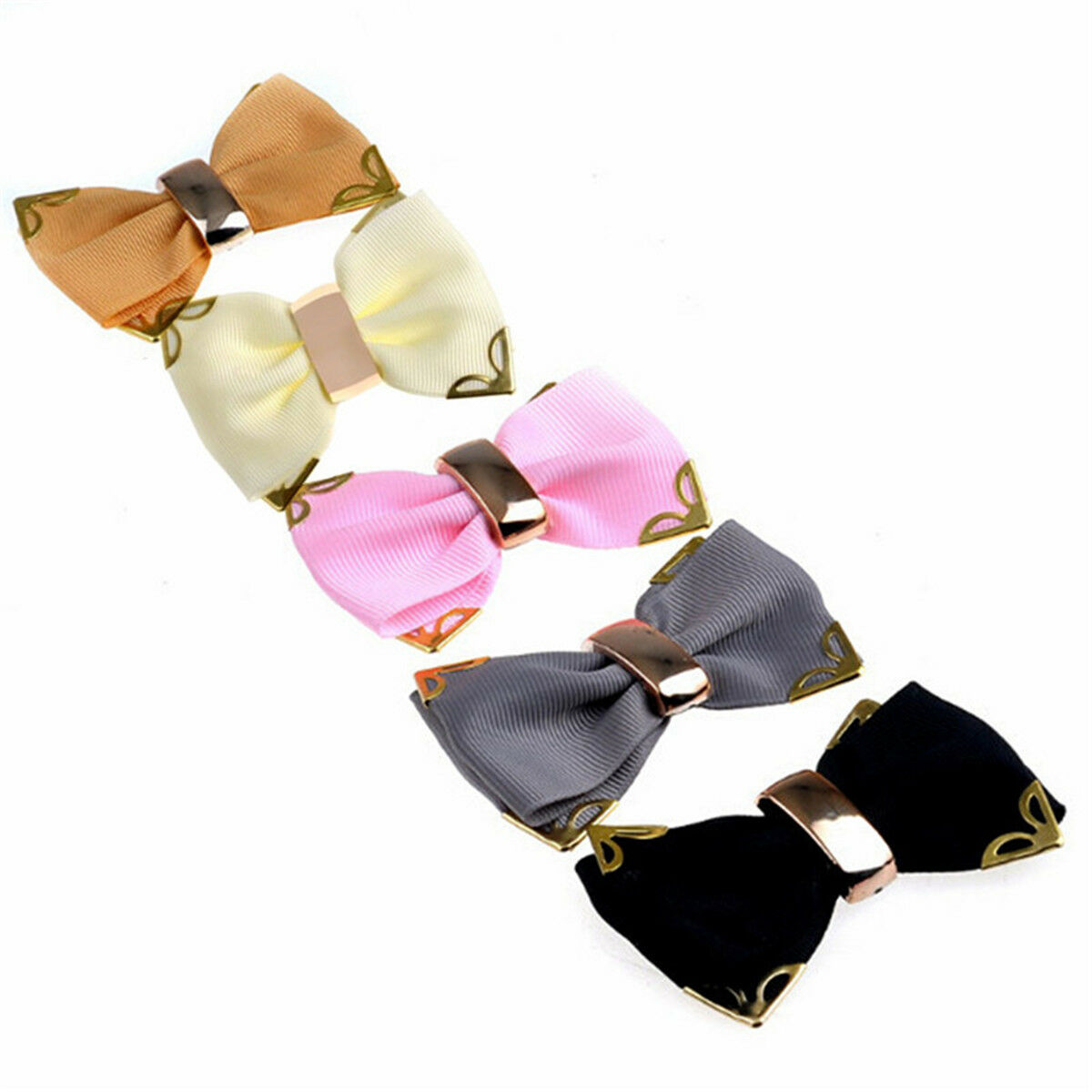 1Pc Butterfly Bow Shoes Decor Metal Wedding Bridal Shoe Clip Buckle Removable
