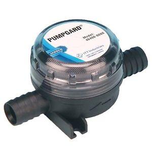 "ITT Jabsco 46400-0000 Pumpgard Water System Strainers 1/2"""