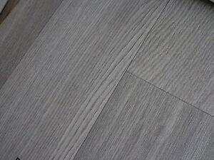 Cv Fußbodenbelag ~ Pvc cv bodenbelag meter eiche grau natur boden muster cm