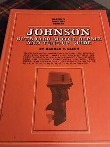 Glenn's Johnson Outboard repair tune up guide 1969