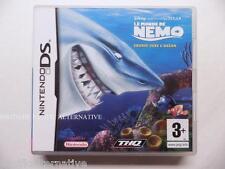 jeu LE MONDE DE NEMO course vers l'ocean DISNEY PIXAR sur nintendo DS francais