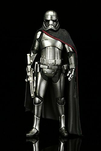 New ARTFX+ STAR WARS The Force Awakens CAPTAIN PHASMA 1 10 PVC Figure KOTOBUKIYA
