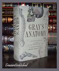 Gray's Human Medical Anatomy Medicine Illustrated by H. Gray Hardcover Edition