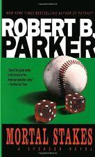 Spenser: Mortal Stakes 3 by Robert B. Parker (1987, Paperback)