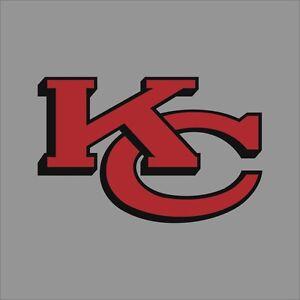 Kansas City Chiefs 2 Nfl Team Logo Vinyl Decal Sticker