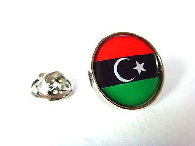 FREE LIBYAN AIR FORCE ROUNDEL LAPEL PIN BADGE GIFT