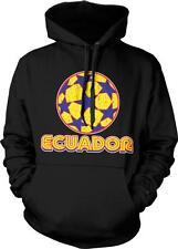 Ecuador Soccer Ball Orgullo Balón De Fútbol Hoodie Pullover