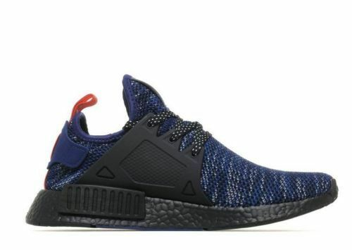 Adidas NMD XR1 Navy Black Size 7.5. JD Sports Exclusive. BY9649. ultra boost pk