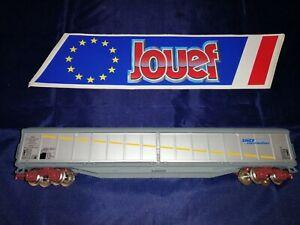 Jouef-Lima-etc-1-87eme-wagon-couvert-EVS-sncf-marchandises