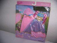 Barbie Fashion As Rapunzel Fashion Gift Set