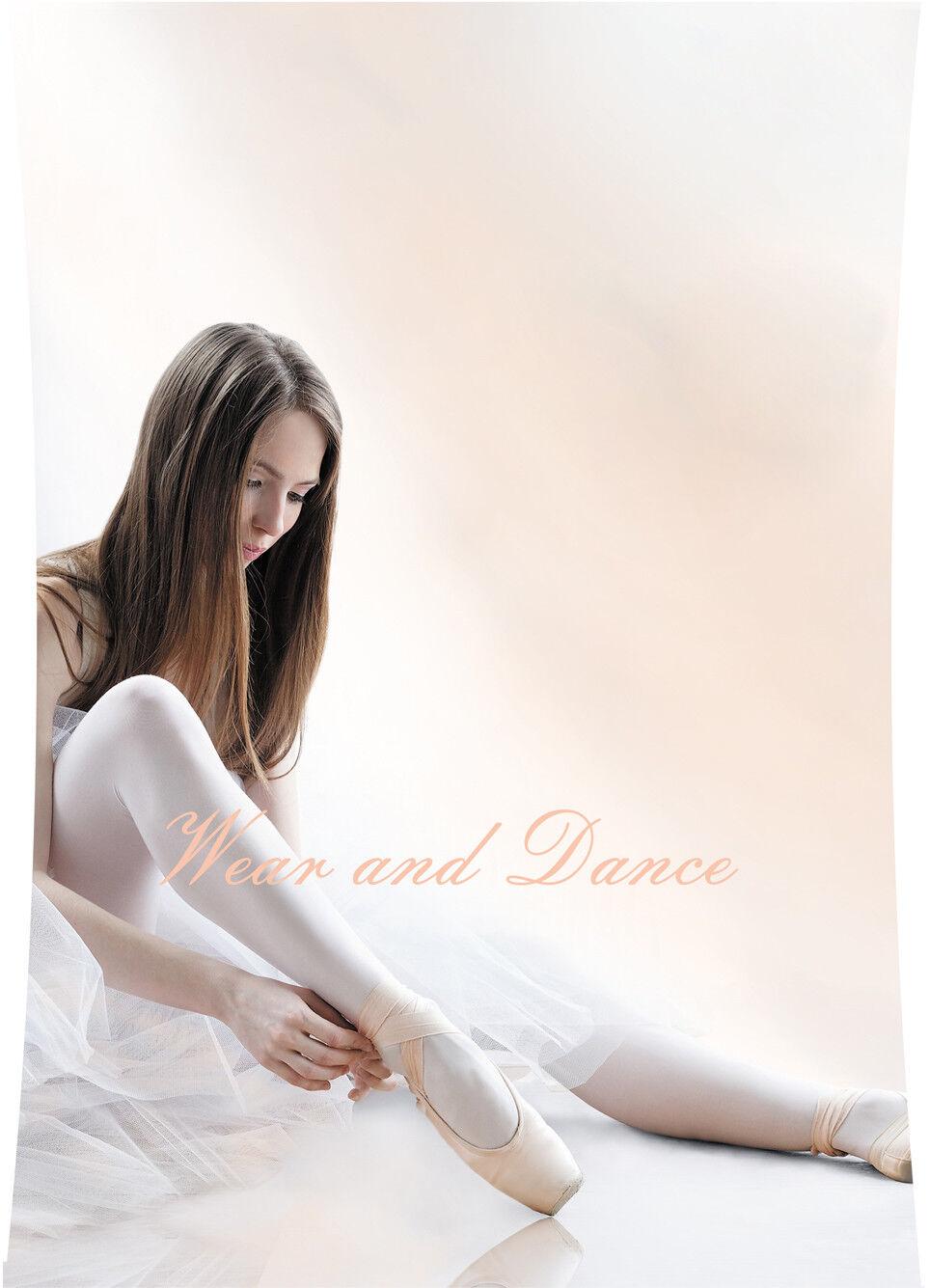 Pink Ballet Kids Tights 50 Den Isadora Dancing Wear Knittex