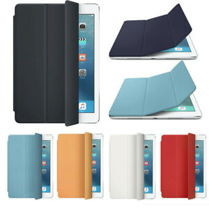 Auto-wake-sleep-Stand-Slim-Leather-Cover-Case-For-Apple-iPad-Pro-9-7-034-Tablet-Tab