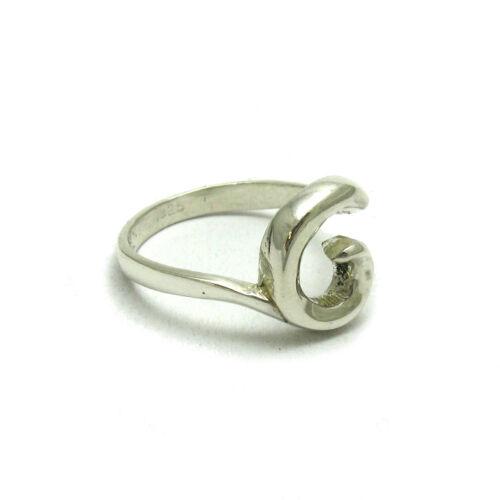 925 Silber ring spirale R000507 EMPRESS