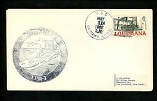 US Naval Ship Cover USS Okinawa LPH-3 Cold War 5/11/1962