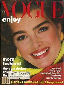 Vogue-November-1983-Brooke-Shields-Lee-Krasner-David-Bowie