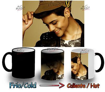 TAZA MAGICA ABRAHAM MATEO CON GORRA MAGIC MUG sexy señorit tazza tasse coupe mug