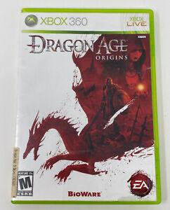 Dragon-Age-Origins-Microsoft-Xbox-360-2009-No-Manual-Tested-Working