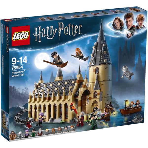Juguetes Lego HARRY POTTER  Hogwarts Gran Salón (75954)