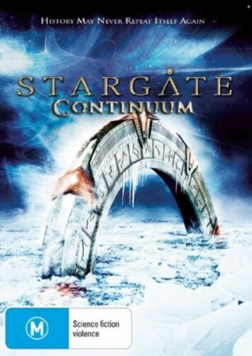 1 of 1 - Stargate Continuum (DVD, 2008) R4 PAL NEW FREE POST