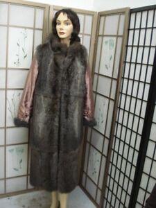 Sz 8 Opossum Lining Mint 10 Fur Women For 8xBqwHTP