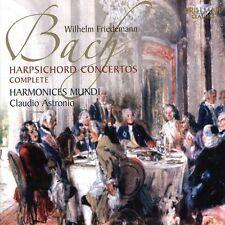Claudio Astronio, J. - Harpsichord Concertos [New CD]