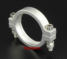 44mm V Band Wastegate Stainless Steel Outlet CLAMP V44 MVR Dump Valve Discharge