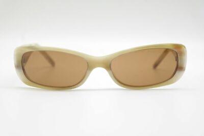 Ahk Germany Stage 742/1 55 [] 18 Beige Marrone Ovale Occhiali Da Sole Sunglasses-mostra Il Titolo Originale Pregevole Fattura