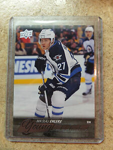 15-16-UD-Upper-Deck-Series-1-YG-Young-Guns-Rookie-RC-223-NIKOLAJ-EHLERS
