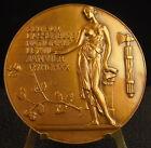 Médaille Président de la République Paul Deschanel 1920 fc Drivier 1978 Medal