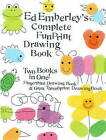 Ed Emberley's Complete Funprint Drawing Book by Ed Emberley (Hardback, 2002)