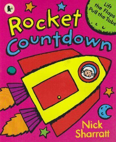 Rocket Countdown by Sharratt, Nick 1406322245 FREE Shipping