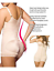 Yianna Woman Reducer S senza corsetto Shaper Body Body Busto Open drEAfzdqW