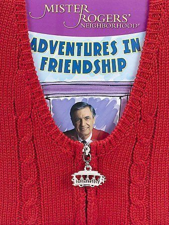 Mister Rogers Neighborhood Adventures In Friendship Dvd 2005 With Sweater For Sale Online Ebay