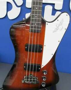 Orville by Gibson Thunderbird Electric Bass Sunburst Made in Japan