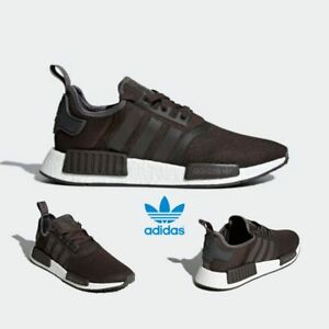 40a5b551b230 Adidas Original NMD R1 Runner Shoes Running Trace Grey Metallic ...