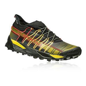 75325540f3b0e La imagen se está cargando La-Sportiva-Mutant-Hombre-Negro-Trail -Running-Deporte-