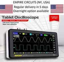 7 Inch 2ch Digital 1gb Storage Oscilloscope 100mhz Bandwidth 1gs Sample Rate