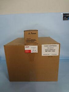 1 BLACK Toner Konica Minolta Bizhub 363 423 A202030 TN414 TN-414 BH 363