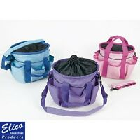 Purple Elico Grooming Bag – Handy Carry Bag For Competition Days Free Postage