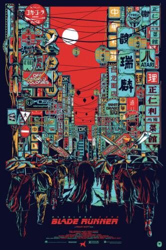 Art Poster Blade Runner 2049 Harrison Ford 24x36 27x40inch Wall Silk Print N482