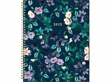 Blue Sky 2022 85 X 11 Weekly Amp Monthly Planner Nightfall Clear Multicolor