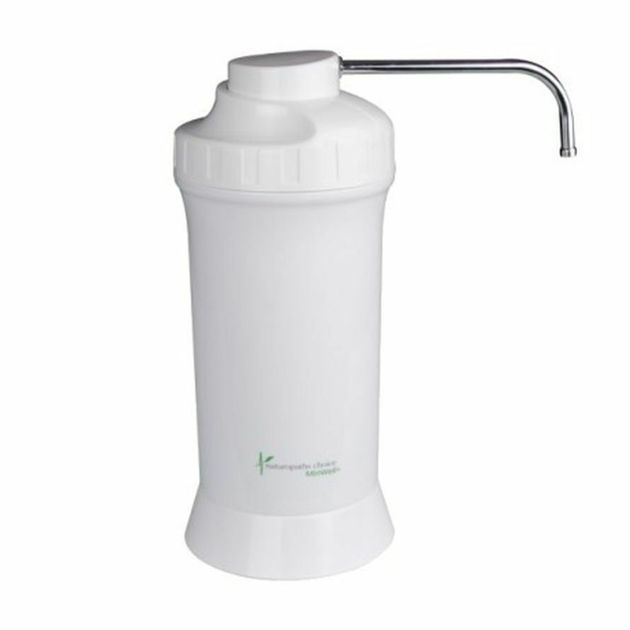 Naturopaths Choice MinWell+ Water Filter Ioniser Alkaliser - Removes Fluoride