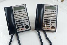 Nec 1100063 Ip4ww 24txh B Tel Bk Sl1100 Phone Black Used