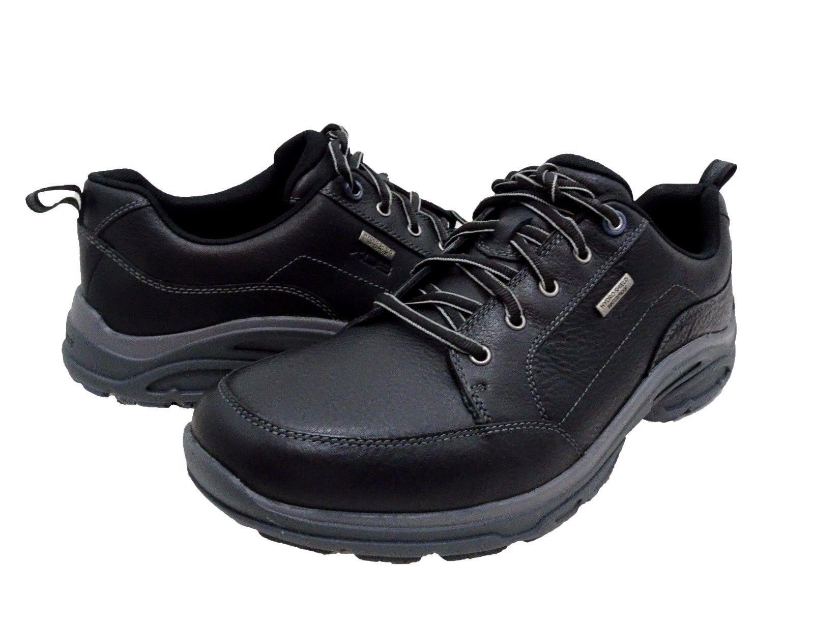 Rockport Uomo Weather Adventure Blucher Lace Up Waterproof  Kicks Shoes