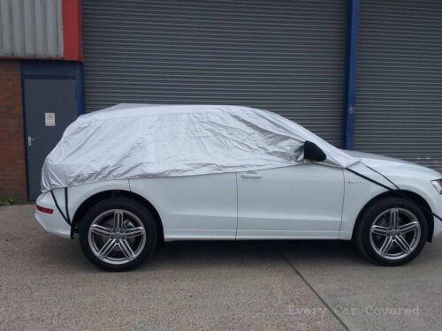 Audi Q3 2011-2018 Half Size Car Cover