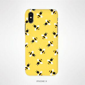 Bees Yellow Phone Case Available For Iphone And Samsung Ebay