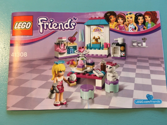 Lego Friends, 41308 Stephanies venskabskager,…