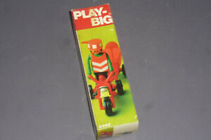 Playbig-Bauarbeiter-Moped-in-OVP-2443-MISB