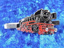 schöne,alte Krawattenspange ( Krawattennadel)__Lokomotive__Eisenbahn__